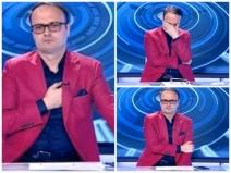 """Alexandru Cumpănaşu un"""" imbecil""""cum sunt descrisi cei care il critica, teatru la posturile de televiziune.Jegul a acuzat dureri in zona inimii"""