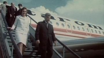 Avionul prezidențial al lui Nicolae Ceaușescu a fost donat Muzeului Aviației Române