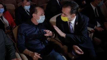 """Ludovic Orban, se declară deranjat de declarația lui Florin Cîțu: """"El decide cine intră şi cine iese din politică? Nu îi e ruşine un pic?"""""""