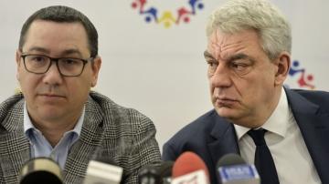 www.ziarulatak.ro  Victor Ponta fuge de  Mihai Tudose