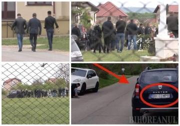 Pentru ei nu există  lege   Inmormântarea fratelui procurorului-șef din Oradea sfidează cetătenii