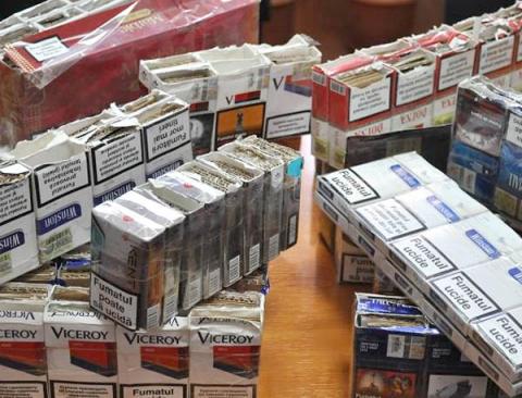 Cosmin Mladin, liderul contrabandiştilor de ţigări din  ...