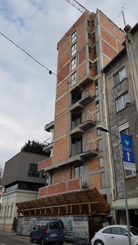 Cuibul spagarilor din sectorul 4 Culmea urbanismului:   ...