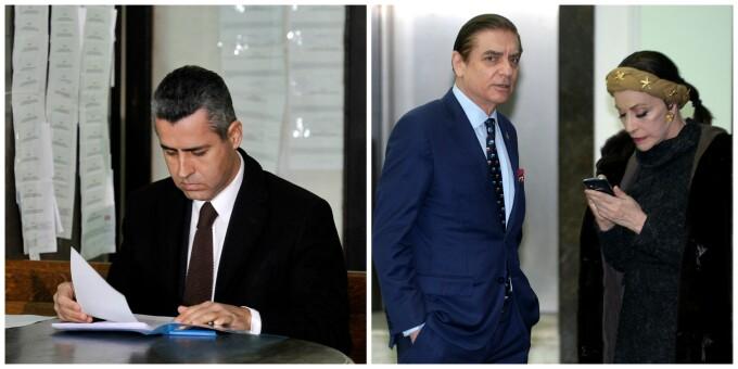 Stimabili noștri pușcăriași: Truică – 7 ani de închisoare, Silberstein și Steinmetz – câte 5 ani, Prințul Paul – 3 ani și 4 luni. Dan Andronic a fost condamnat la 3 ani cu suspendare, Robert Roșu – 5 ani