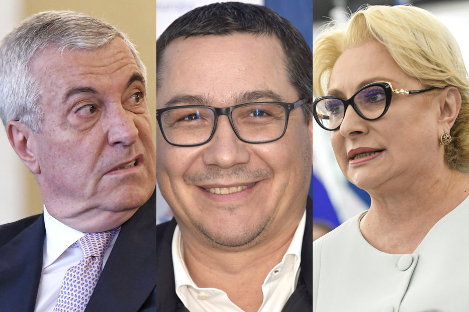 Viorica Dăncilă: Victor Ponta este mincinos și duplicitar