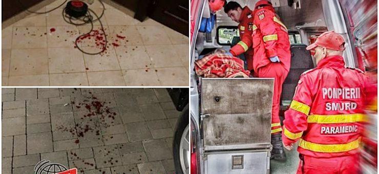 www.ziarulatak.ro Baie de sânge la un hotel de lux din Baia Mare