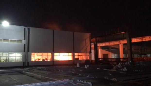 www.ziarulatak.ro In atentia autoritatilor competente. Negoita autorizatie ISU avem si noi?  Incendiu major în București. Avertizare RO-ALERT de degajări mari de fum